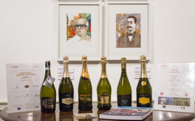 Lorenzo Mattotti: Covers for The New Yorker Exhibit at the Istituto Italiano di Cultura with Prosecco DOC