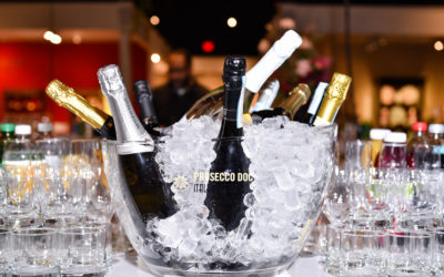 Prosecco DOC at the Winter Antiques' Young Collector's Night!