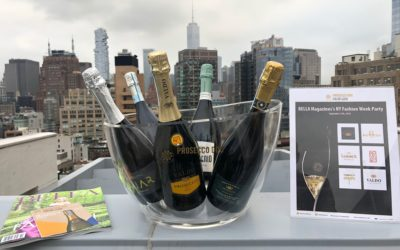 Prosecco DOC Celebrates New York Fashion Week with BELLA Magazine and Latest Cover Star Dee Ocleppo Hilfiger!